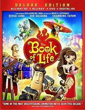 The Book of Life Blu-ray disc only w/o case *NO OTHER PARTS*