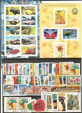 FRANCE Année COMPLETE 2000 - NEUF ** AVEC BLOCS N° 28 à 32 + carnet personnag