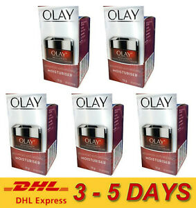 5 x 10g. Olay Regenerist Micro-Sculpting Cream Advanced Anti-Ageing Moisturizer
