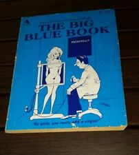 The Big Blue Book of adult jokes Charlton Publications / Avenue Books 1977-1981