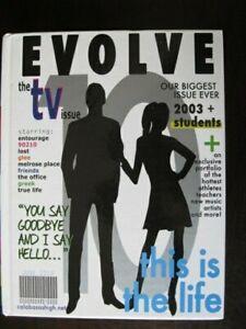 2010 Calabasas High School Yearbook ~ Calabasas California ~ Oracle ~ Evolve ~
