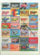 "PAUL GIOVANOPOULOS-NOW COW -1986-(MXM-10*) 4""X6"" POSTCARD"
