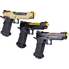 JAG Arms Full Metal GMX 1.0 Series Gas Blowback Airsoft Pistol JAG-GBB-GMX-1