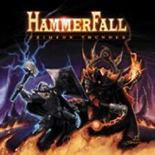 """HAMMERFALL """"CRIMSON THUNDER"""" CD NEW"""