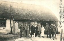 Foto, Wk1, Stabsquartier in Polen (N)20994