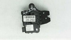 2013-2020 Chevrolet Malibu Rear Trunk Latch Lock Unit 13513995 *Broken Tab*