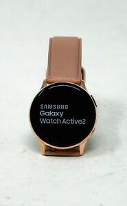 Samsung Galaxy Watch Active2 SM-R835U4GB 40mm LTE Stainless Steel Gold