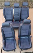 VW Golf Plus 1KP 5M1 Sitzausstattung Sitze Teilleder elektrisch + Sitzheizung