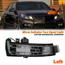 Driver Left Door Mirror Turn Signal Indicator Light For Mercedes W204 W212 W221