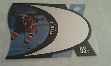 1997-98 SPx STEEL Doug Gilmour Card 25 Very Cool Holographic Card Set  HOF