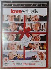 Love Actually [DVD].