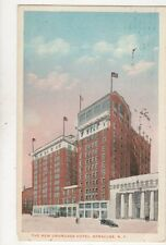 The New Onondaga Hotel Syracuse NY USA 1915 Postcard 935a