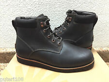 UGG MEN SETON TL STOUT LEATHER SHEARLING LINED Boot US 10 / EU 43 / UK 9 - NEW