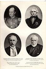Boer retratos de Guerra-d'urban, Smith, Frere y Gris-desde los tiempos de historia (1900)