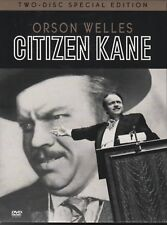 Dvd Orson Welles Classic Movie / 1941 / Citizen Kane / Special Edition