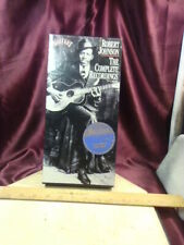 The Complete Recordings of Robert Johnson-2 Cassette Set w/book/Original Box-F/S