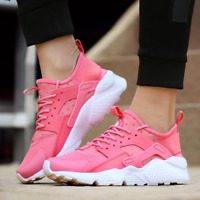 Womens Cheerleading Shoes Low Top Sneakers Walking Tennis Casual Shoes Breath US