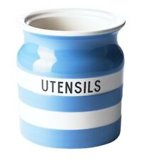Cornishware untensils Jar utensilienbeh. Cornish Blue-azul apepitoso Cornwall