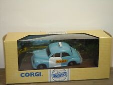 Morris Minor Saloon Police - Corgi 96744 - 1:43 in Box *35407