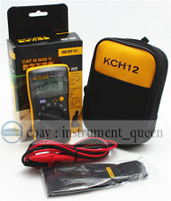 Digital Multimeter FLUKE101 Kit + KCH12 Soft Case F101+kch12 with magnetic strap