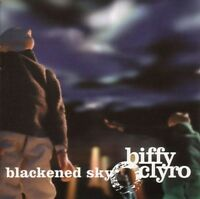 BIFFY CLYRO - BLACKENED SKY  CD NEU
