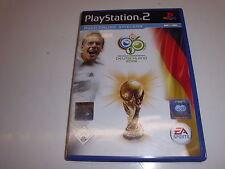 PlayStation 2   PS2   FIFA Fussball-Weltmeister... Deutschland 2006