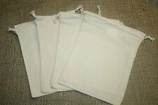 10 Baumwollsäckchen,Duftsack,Kräutersäckchen,15x20cm,m. Zugband,Lavendelsäckchen