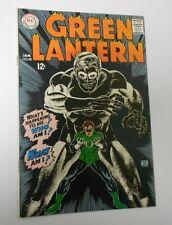 GREEN LANTERN #58 VF+ 8.5 GIL KANE