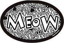 Crazy Meow Euro Magnet