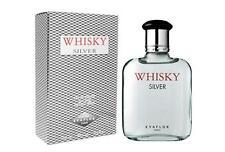 Evaflor Whiskey Silver EDT for Men 100ml | Genuine Perfume for Men
