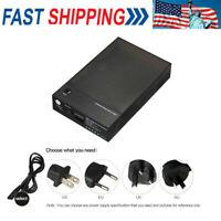 "2.5""3.5"" USB 3.0 High Speed External SATA HDD Hard Drive Disk Case Enclosure Box"