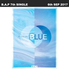 B.A.P - BLUE ( 7th Single Album B ver.) CD+Photobook+Photocard