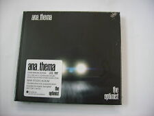ANATHEMA - THE OPTIMIST - CD+DVD NEW SEALED 2017