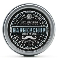 Mustache Wax (Barbershop) Firm Competition Hold (Hercules) by WSP - 1 oz Natural