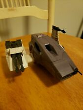 Star Wars Side Gunner Vehicle Vintage Complete 1985 Droids