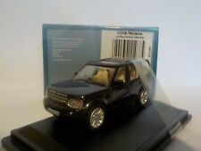 Land Rover Discovery 4 - Baltic Blue, Model Cars, Oxford Diecast 1/76