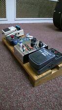 Custom guitar/bass pedalboard - mini