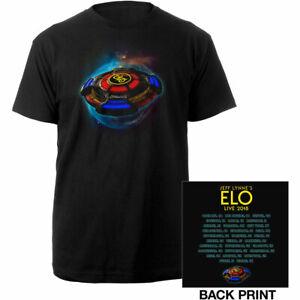 E.L.O: 'World Tour 2018' T-Shirt *Official Deadstock Merchandise Last Few Left*
