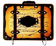 Sizzix Vintage Valise Movers/Shapers base L die #657219 Retail $29.99 Tim Holtz!
