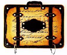Sizzix Vintage Valise Movers/Shapers base L die #657219 Retail $29.99 Tim Holtz!