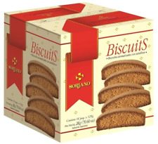 Soriano Vanilla Flavored Sweet Biscuits Classic Pak of 16 Bags of 125 gr / 4.4 o