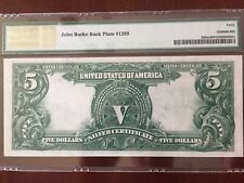 $5 1899 SC==CHIEF==Fr.280 m PMG 40 EXTREMELY FINE . MULE