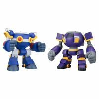 Bandai Shokugan Super Mini Pla Mega Man Ride Armor Set -