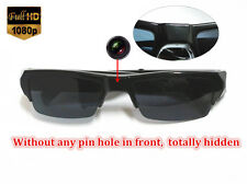 HD 1920*1080P Spy Camcorder Hidden Half Frame Sunglasses Eyewear Camera MINI DVR