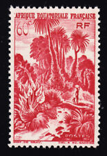 FRENCH EQUATORIAL AFRICA   SCOTT# 170  MNH JUNGLE TOPICAL