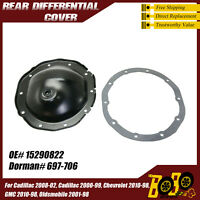"""Differential Cover GM 8.5"""" / 8.6"""" Chevy GMC 10 Bolt 15290822 697-706 PRT-024"""