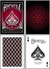 CARTE DA GIOCO BICYCLE APOLLO red  limited edition,poker size