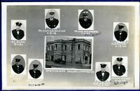 Portland Oregon  Fire Department Engine Company  Station 30  orig 1930s photo