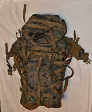 Propper USMC APB03 Recon M67854-03-D-3025 Digital Backpack w/ 2 Add On Pouches
