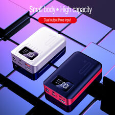 Small Mini Power Bank 10Kmah iPhone & Android 5 Ports Fast 2.1A USB-C Lightning